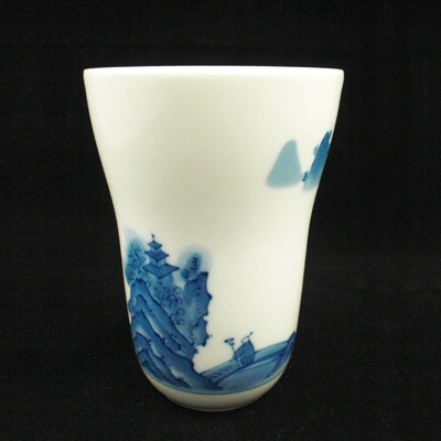 Imariyaki Teeschale
