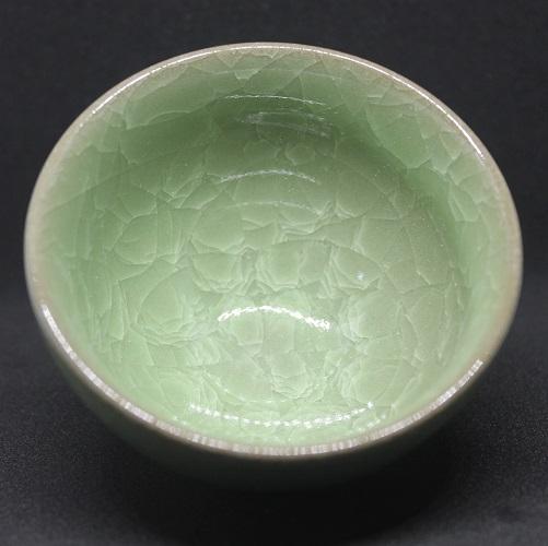 Teecup Celadon grün 150 ml 1